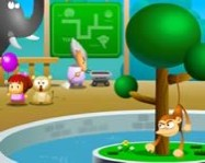Funny zoo online